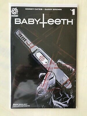 BABYTEETH 1 1ST PRINT Donny Cates COVER A GARRY BROWN Aftershock Comics 2017 NM+