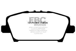 # DP1901 EBC Ultimax FRONT Brake Pads fit HONDA Civic