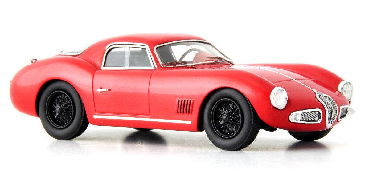Wonderful AUTOCULT-modelcar ALFA ROMEO 2000 SPORT COUPE 1953 - ltd.333 - 1 43