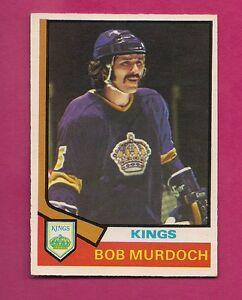 1974-75-OPC-194-KINGS-BOB-MURDOCH-ROOKIE-EX-MT-CARD-INV-2016