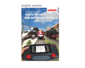 DéVoué Märklin 03092 Digital Handling With Cs3 (anglais) Book-new-afficher Le Titre D'origine