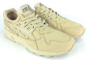 42dd35ef920f ASiCS Gel Kayano Trainer Sneaker Running Shoes Tan Sand H72QJ Men s ...