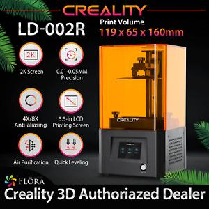 Creality UV Resin 3D Printer LD-002R LD 002R Kit Authorized Dealer 1 Year Local.
