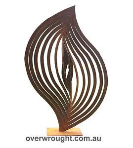 Swirl-Abstract-metal-Garden-Art-Sculpture-Handmade-in-Australia