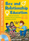 Sex and Relationships Education 9-11 Plus CD-ROM: The No Nonsense Guide to Sex Education for All Primary Teachers by Molly Potter (Mixed media product, 2009)