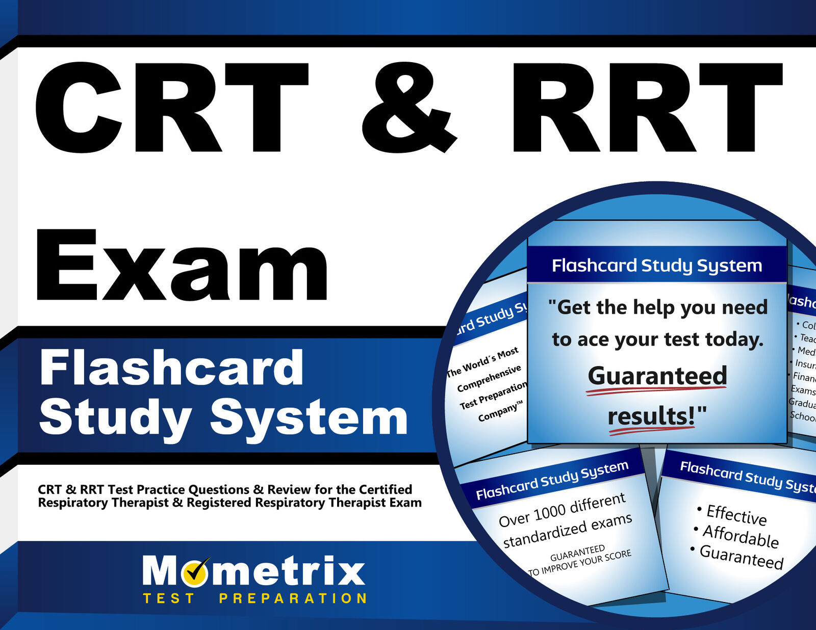 Crt And Rrt Exam Flashcard Study System Crt And Rrt Test Practice