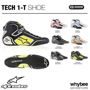 1baf85b0ce0 2710015 Alpinestars TECH 1-T RACE BOOTS Lightweight Nomex Fireproof ...