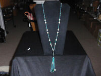Park Lane Jewelry, sway Necklace, Colorful Glass Beads,