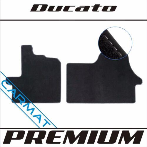 premium paillassons voiture tapis FIAT Ducato Année de construction 2006