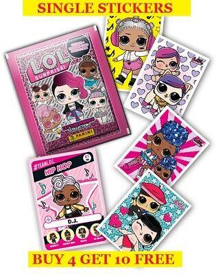 PANINI l.o.l surprise, 2 Let/'s be friends Sticker 121