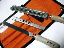 Stihl Chainsaw Chain Filing/Sharpening Kit 4mm, 3/8P, 1/4. 5605 007 1027