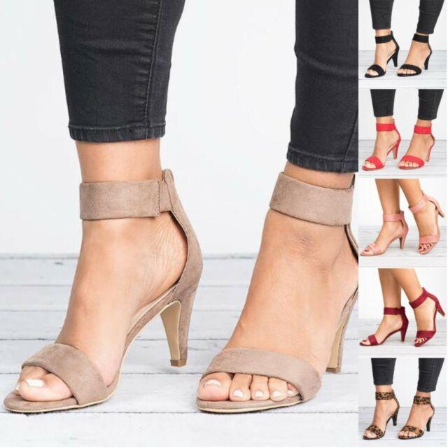 Michael Kors Lena Flex Mid Ankle Strap