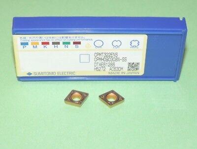 10 pieces DNMG 431 ESU AC630M Grade Carbide Turning Insert Sumitomo