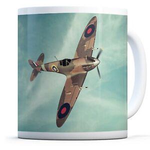 Supermarin-e-Spitfire-Drinks-Mug-Cup-Kitchen-Birthday-Office-Fun-Gift-16310