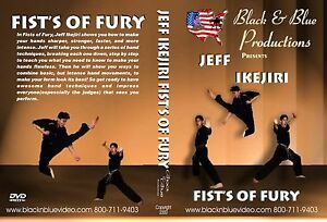 Martial-Arts-Hand-Techniques-and-Combos-taught-by-Jeff-Ikejiri-Instructional-DVD