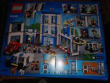Lego City 60246 station de police NEUF ET Neuf dans sa boîte