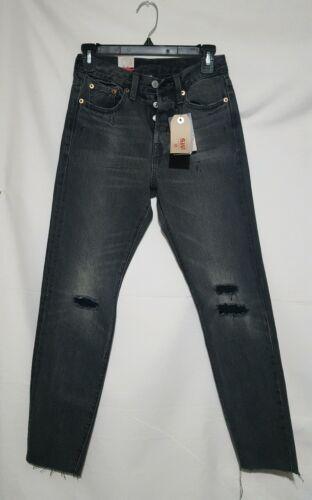 Wedgie Jeans Nouveau Neuf 190416567607 Fit 39 Taille Levis Taille Noir Haute Jeans fvgn5xqwY