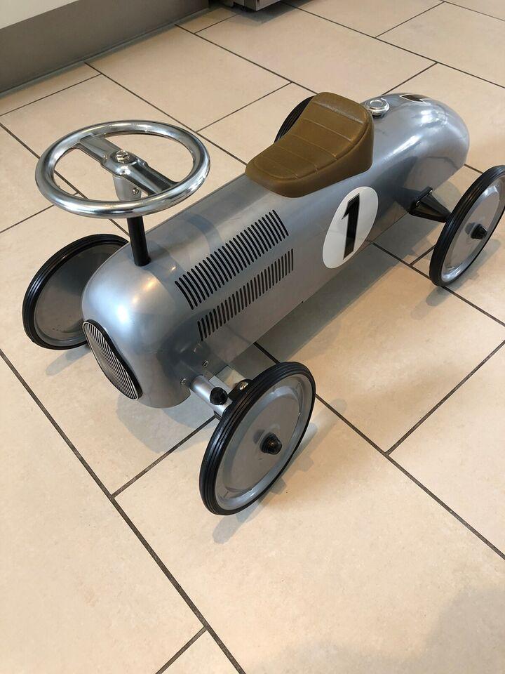 Legetøjsbil - gåbil, Nr 1.