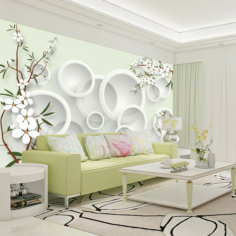 3D Circle Squid 415 Wallpaper Murals Wall Print Wallpaper Mural AJ WALLPAPER UK