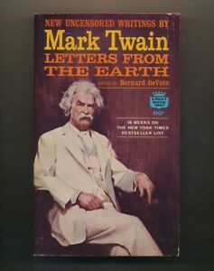 Letters from the Earth by Mark Twain, Paperback | Barnes