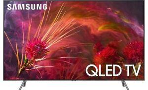 "Samsung QN75Q8FN 75"" Smart QLED 4K Ultra HD TV with HDR"
