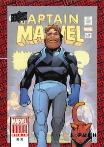 PUCK-2018-2019-MARVEL-ANNUAL-Upper-Deck-BASE-Trading-Card-65