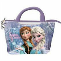 Disney Frozen Anna Elsa - Hand/shoulder Bag - Size Approx: 23x19x5cm