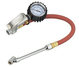 SG Tool Aid 65110 Tire Inflator Dial Gage