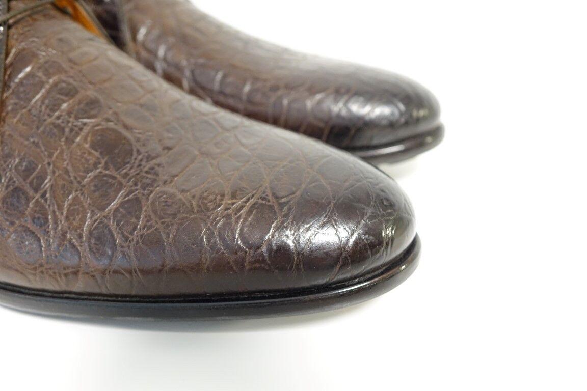 Santoni 8,5 Chaussures Boots Bottes Business Chaussures Taille 8,5 Santoni (42,5) - Spécial Edition-Neuf 493158