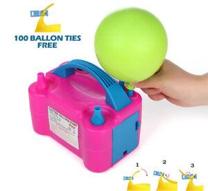 Soplador-de-aire-bomba-infladora-de-globos-electrica-de-arco-de-Globo-soporte-de-la-columna-de-globo