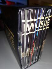 OPERA COMPLETA BOX COFANETTO 9 CD + 2 DVD MUSE COLLECTION TV SORRISI PANORAMA