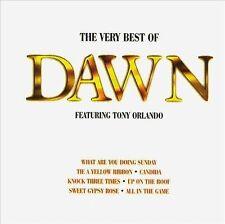 The Very Best of Dawn Featuring Tony Orlando by Dawn (CD, Feb-1997, Bmg/Camden)