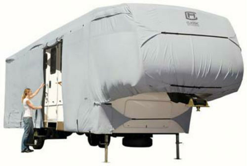 Classic Accessories 80-122 PermaPRO Fifth Wheel Cover 23-feet  - 26-feet  high quality