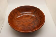 Thuya Dish Wooden Bowl