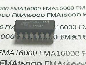M54HC138FI CDIP16 ORIGINAL THOMSON M54HC138-FI M54HC138 54HC138