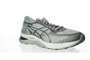 ASICS-Womens-Gel-Nimbus-21-Mid-Grey-Silver-Running-Shoes-Size-8-5-Wide