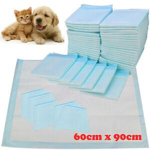 50 100 150 200 60X90CM pastiglie di formazione cucciolo di grandi dimensioni per WC PIPINO tappetini per cane gatto