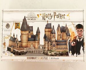 New-Hogwarts-Castle-Wizarding-World-of-Harry-Potter-3D-Puzzle-428-Pieces-Large