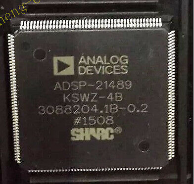 ADSP-21571BSWZ-4 2 Items DSP Fixed-Point//Floating-Point 32bit//64bit 450MHz 800MIPS 176-Pin LQFP EP Tray