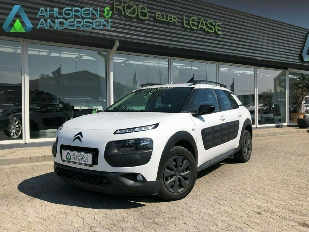 Citroën C4 Cactus 1,6 BlueHDi 100 Feel 5d