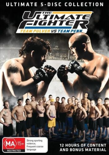 1 of 1 - UFC - Ultimate Fighter : Season 5 (DVD, 2013, 5-Disc Set)-REGION 4-free postage