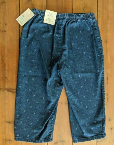 XL,2XL S Croft /& Barrow The Classic Pull On Lattice Hem Skimmer Women/'s  Pants
