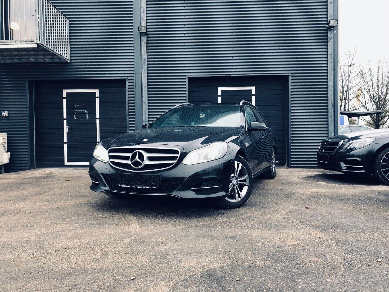 Mercedes E350 3,0 BlueTEC Avantgarde stc. aut. 5d - 3.100 kr.