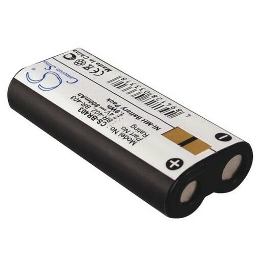 Replacement Battery For OLYMPUS BR-402