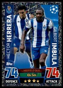 Match Attax Liga de Campeones 15//16 Pablo Osvaldo Porto no 32