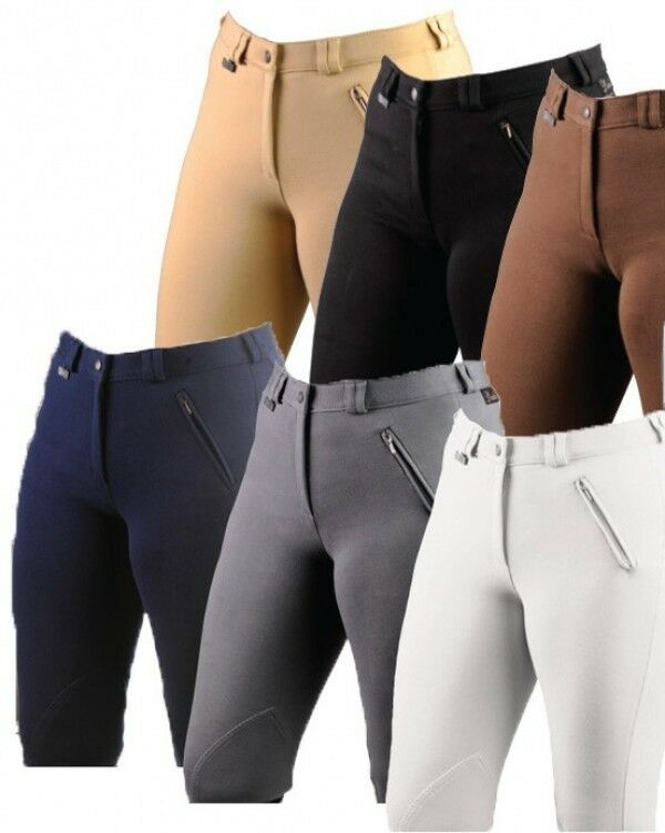 Dublin Supa Slender Classic Jodhpurs (Formerly Supafit) Ladies,All Sizes Colours
