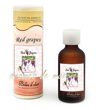 Uve rosse-EDP ELECTRIC AROMA Mist Diffusore Fragranza Olio 50ml