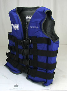Burke Lifejacket Matrix Size Small Ski Vest- Kayak, Paddle Board, Life Vest