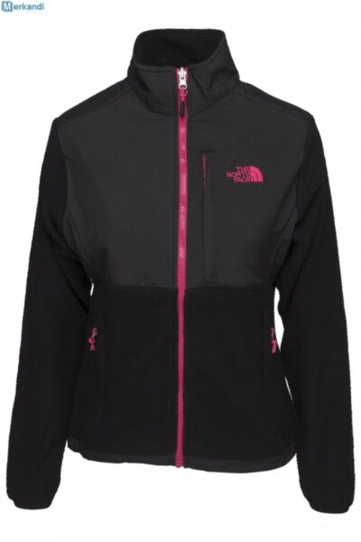 THE NORTH FACE Damen Polar Fleece Hoodie Kapuzenjacke Jacke Sweatjacke Pullover