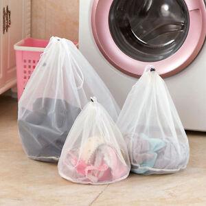 Washing Machine Used Mesh Net Bags Laundry Bag Large Thickened Wash Bags NR7X